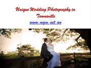 Unique Wedding Photography in Townsville