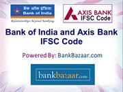 Bank-of-India-and-Axis-Bank-IFSC-Code