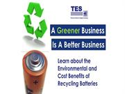 A Greener Business is a Better Business