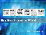 Headlines Around the World