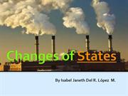 Changes of States