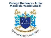 College Guidance - Ecole Mondiale World School