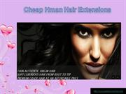 Find Peruvian, Indian & Malaysian hair extensions at cheap prices