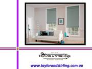 Taylor & Stirling -A Reliable Manufacturer of Fabric items in Ballarat