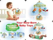 Your New-Born & Baby Toys