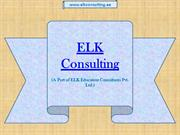ELK Consulting offers complete research support to PhD students