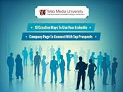 How To Use Your LinkedIn Company Page To Connect With Top Prospects?