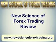 New Science of Forex Trading Review
