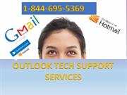 1-844-695-5369|how to contact Outlook tech support