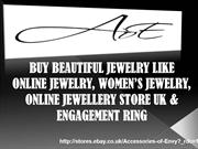 Buy online jewelry, women's jewelry, and Engagement Ring