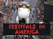 Festivals of United States of America