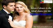 Seven Colours is the Ideal choice for the Wedding Photography