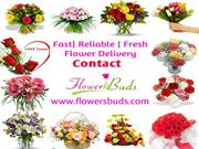 Free Online Flowers Delivery in Hyderabad