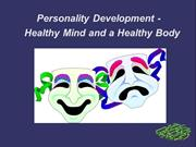 AICS  on Personality Development Program