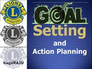 Lions - Zone Chairpersons - Goal Setting