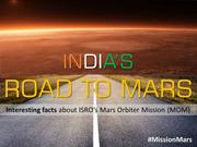 India makes the Road to Mars