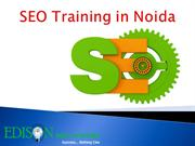 Seo Training in Noida | Live Project Training in Noida