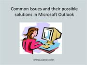 Tips & Tricks to deal with MS Outlook common problems