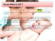What is Ivf and how to complete it in india