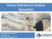 Power Distribution System Specialists