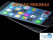How To Downgrade iOS 8.0.1 Back to iOS 8