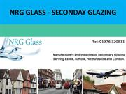 Secondary double glazing Service in Essex, Suffolk & Hertfordshire
