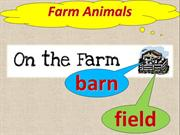 W5_Farm Animals n Pets