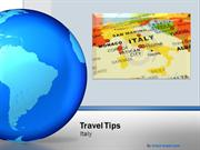 Italy_Travel_Tips_ppt