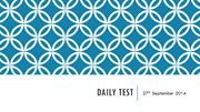 NCR-Daily Test-27-09-2014-WB