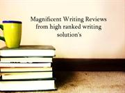 Exceptional Online Essay Writing Service 2014