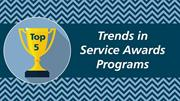 Trends In Years Of Service Awards Programs 2014