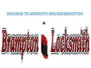 Welcome to Welcome to LockSmith Services Brampton