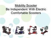Smart Scooter - Disability Mobility Scooters Shop In London UK