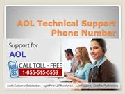 AOL Tech Support Number#1855-515-5559@AOL Technical Support Number