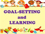 Goal Setting and Learning