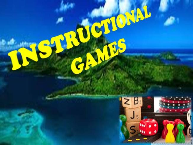 Instructional Games Authorstream