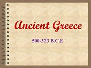 Ancient Greece1