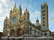 SIENA DUOMO: THE MOST IMPRESSIVE CATHEDRAL EVER