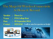 The Magic Of Wireless Connectivity At Home And Beyond final