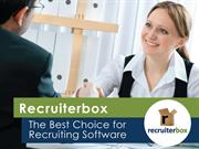 Recruiterbox The Best Choice for Recruiting Software