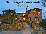 San Diego Homes and Condos