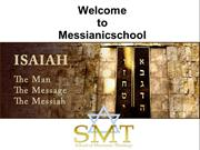 Jewish Messianic Theology