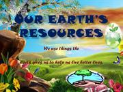 Our Earths Resources