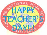 Teacher's Day!!!