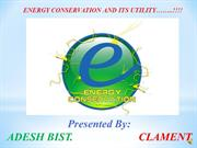 Energy Conservation (c.r)