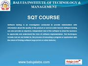 SQT course institute in Delhi, SQT course institute in janakpuri.