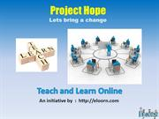 Teach and Learn Online through Online Education System