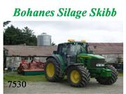 Bohanes cutting silage Co.Cork