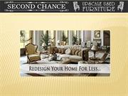 second chance home furnishing store