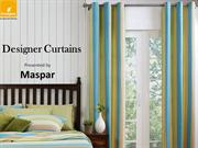 Buy Curtains Online from Maspar